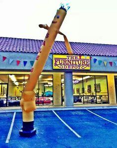 Store front #custom #furniture Furniture Depot, Custom Furniture, Store, Bespoke Furniture, Tent, Shop Local, Shop, Storage