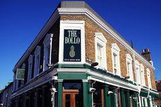 The Bollo Chiswick Gastro pub