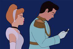 So würden Disney-Märchen aussehen, wenn sie in 2017 entstanden wären