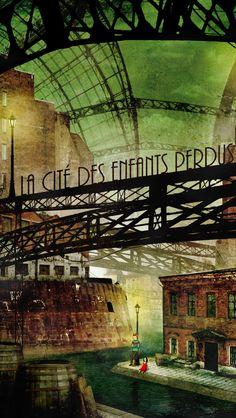 La Cité des Enfants Perdus / The City Of Lost Children (Jean-Pierre Jeunet, Marc Caro, 1995)