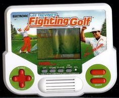 Lee Trevino, Handheld Video Games, Sports Games, Nintendo Consoles, Arcade, Nice, Hot, Toys, Sports