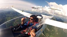The gliding dream 2013 Sports Glasses, Gliders, Aircraft, Photo And Video, Travel, Youtube, Dawn, Aviation, Viajes