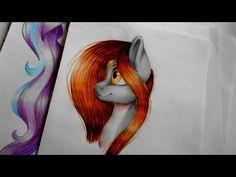 #1~Мои рисунки MLP - YouTube
