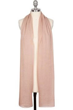 HH Essentials Viscose Woven Wrap - Blush