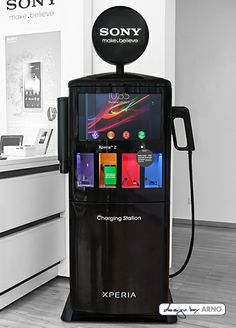 Sony display by ARNO Group