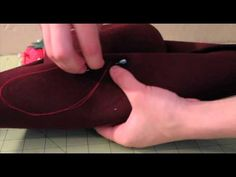 Pirate Hat DIY- Medieval Monday 5  Tutorial on converting a plain used-store felt hat into a tricorn. #steampunk