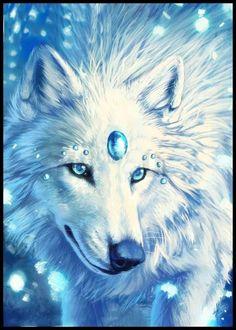 anime wolf pup / anime wolf & anime wolf drawing & anime wolf female & anime wolf pup & anime wolf drawing sketches & anime wolf art & anime wolf demon & anime wolf with wings Anime Wolf, Pet Anime, Anime Animals, Cute Animals, Anime Art, Artwork Lobo, Wolf Artwork, Wolf Love, Fantasy Wolf