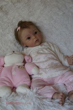 ♥ Reborn Baby ♥ LIVIA by GUDRUN LEGLER ♥ sold out ♥ new ♥ limited | eBay