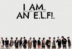 ¡Exacto, yo soy y SIEMPRE seré una E.L.F!.