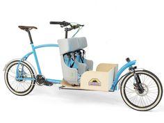 Porterlight's Customizable Cargo Bike - Cool Hunting