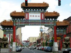 China City in Portland, Oregon Travel Guide