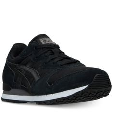 Asics Onitsuka Tiger Men's Alvarado Casual Sneakers from Finish Line - Black