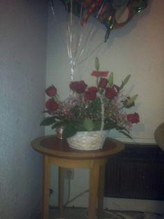 el detalle de mi esposo adrian en san valentin y lo demas mmmmmm