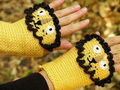 Olívia Kovács gloves