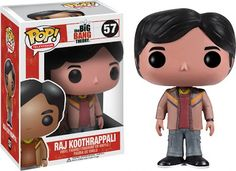 Funko Pop! Big Bang Theory Raj Koothrappali