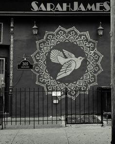 Shepard Fairey - Bed Stuy = Awesome!
