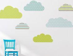 naklejki chmurki na ścianę - Szukaj w Google