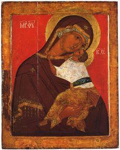 Madre di Dio della Tenerezza | Progetto Cultura - Intesa Sanpaolo