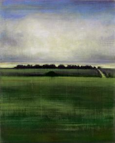 'Plain' (2002) by American artist Katherine Bowling (b.1955)