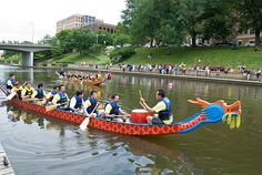 Dragon Boat Festival | Free Dragon Boat Festival and Races » Kansas City on the Cheap