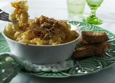Unser beliebtes Rezept für Macaroni & Cheese und mehr als 55.000 weitere kostenlose Rezepte auf LECKER.de.