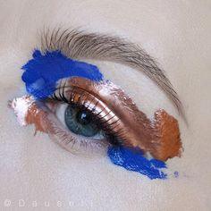 WEBSTA @ dausell - Product list: • @nyxcosmeticsnordics Liquid Suede Creme Lipstick in 'Jet Set' • @maccosmetics pigment in 'Copper' mixed with Clear Lip Glass • @anastasiabeverlyhills @anastasianordic Brow Powder duo in 'Medium Brown' and Clear Brow Gel #dausell #eotd #eyemakeup #eyeshadow #motd #makeup #smink #sminke #mua #makeupartist