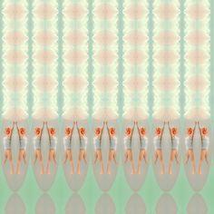 #Andrea Koporova Minimalmood, surrealart, colors, vintage Photography Women, Digital Photography, Color Photography, Original Paintings, Original Art, Conceptual Art, Art Direction, Artwork Online, Buy Art