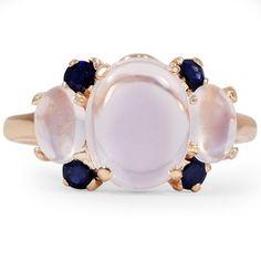 The Dwyn Ring #BrilliantEarth #Vintage