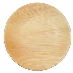 Pack of 100 Compostable Round Palm Leaf Plates (India) | Overstock.com Shopping - The Best Deals on Dinnerware