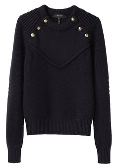 ISABEL MARANT | Sky Sweater | Shop at La Garçonne