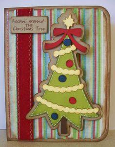 Winter Frolic - Christmas tree