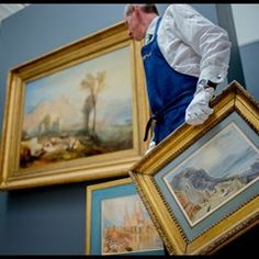 Masterpiece by J.M.W Turner to go on auction at Sotheby's