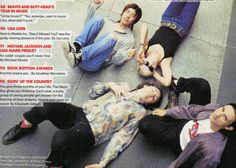 Smashing Pumpkins, Spin Magazine, 1994.