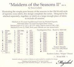 PLANETA PONTO CRUZ 2: Maidens of the Seasons II