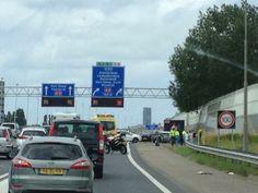 A12 Nootdorp juni 2014
