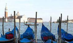Städtereisen Venedig - Gondeln in Venedig