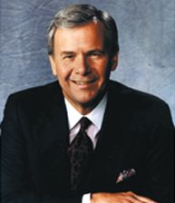 """It's all storytelling, you know. That's what journalism is all about."" - Tom Brokaw"