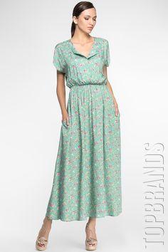 Платье Private Sun Florence Roses за 6200 руб. Интернет магазин брендовой одежды премиум-класса онлайн бутик - Topbrands.ru