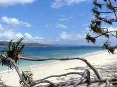 beach of Gili Nanggu
