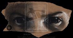 Serie Eyes #7 by Lilith-Symphony.deviantart.com on @deviantART