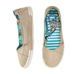 Look at this Natural Sole Trader Loafer Cute Casual Shoes, Mocassins, Fabric Shoes, Sustainable Fabrics, Loafers For Women, Shoe Boots, Espadrilles, Slip On, Pairs