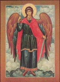 feast day of angels is oct 2. tridentine mass for Guardian Angels.