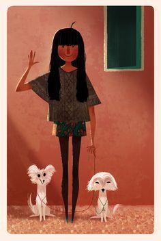 Ilustración de Stevie Lewis