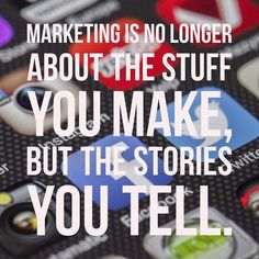 Tell your story. by brandinglogix