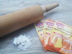 13 využití prášku do pečiva, ktoré by nám nikdy nenapadli: Pomôže vám v domácnosti, v záhrade, pre zdravie, aj pre krásu! Rolling Pin, Rolls, Dairy, Cheese, Food, Buns, Essen, Bread Rolls, Meals