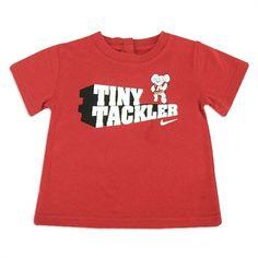 Alabama Crimson Tide Nike Baby 'Tiny Tackler' Short Sleeve T-Shirt Huge Sale, Alabama Crimson Tide, Nike, Boys, Sleeve, Mens Tops, T Shirt, Fashion, Baby Boys
