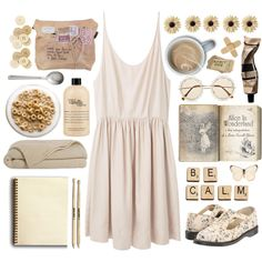 """Be Calm."" by fashionispurebliss on Polyvore"