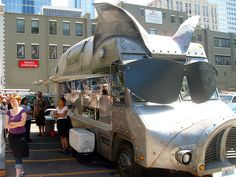 Maximus Minimus truck on Pike & 2nd...need to eat here.