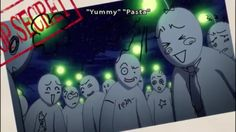 *paint it white spoiler if you didn't watch it but I don't really think it matters* The second time I watched hetalia paint it white and I JUST realized they where foreshadowing when Italy was drawing the faces on them.