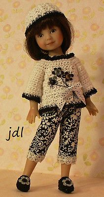 Mint-Cookie-for-Riley-Kish-or-8-Heartstring-Effner-by-JDL-Doll-Clothes